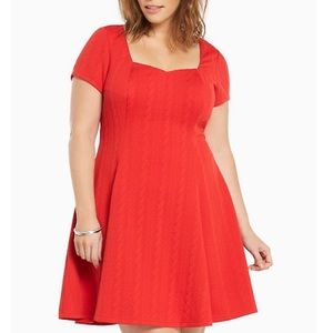 ‼️NWT SOLD OUT ONLINE TORRID red dress